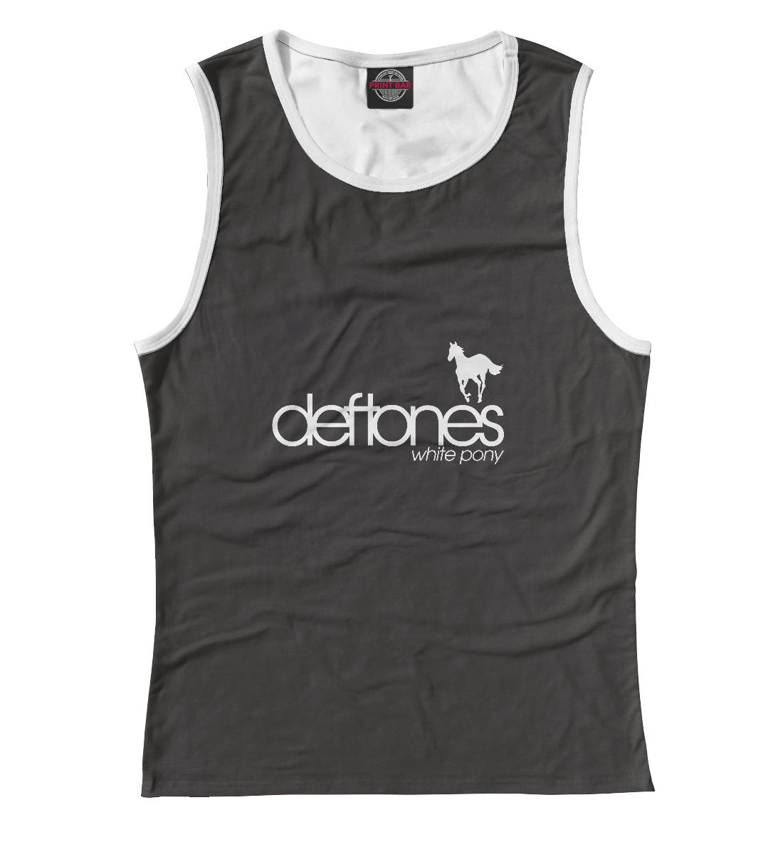 Купить Deftones, Printbar, Майки, DFT-784702-may-1