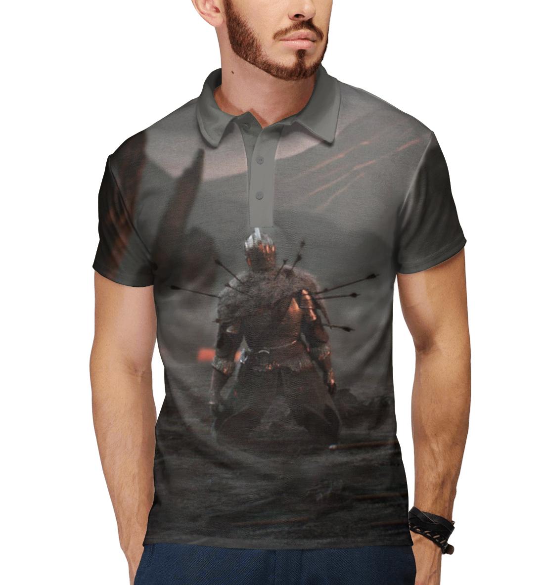 Купить Dark Souls, Printbar, Поло, DKS-584416-pol-2