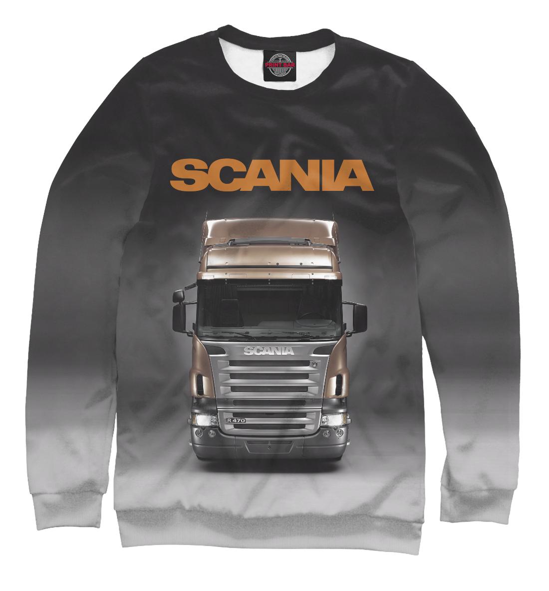 Купить Scania, Printbar, Свитшоты, GRZ-365795-swi-1