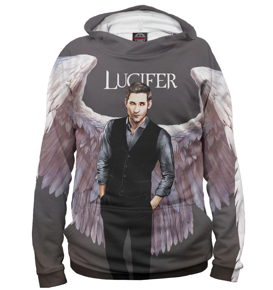 Купить Люцифер, Printbar, Худи, LCF-560487-hud-1