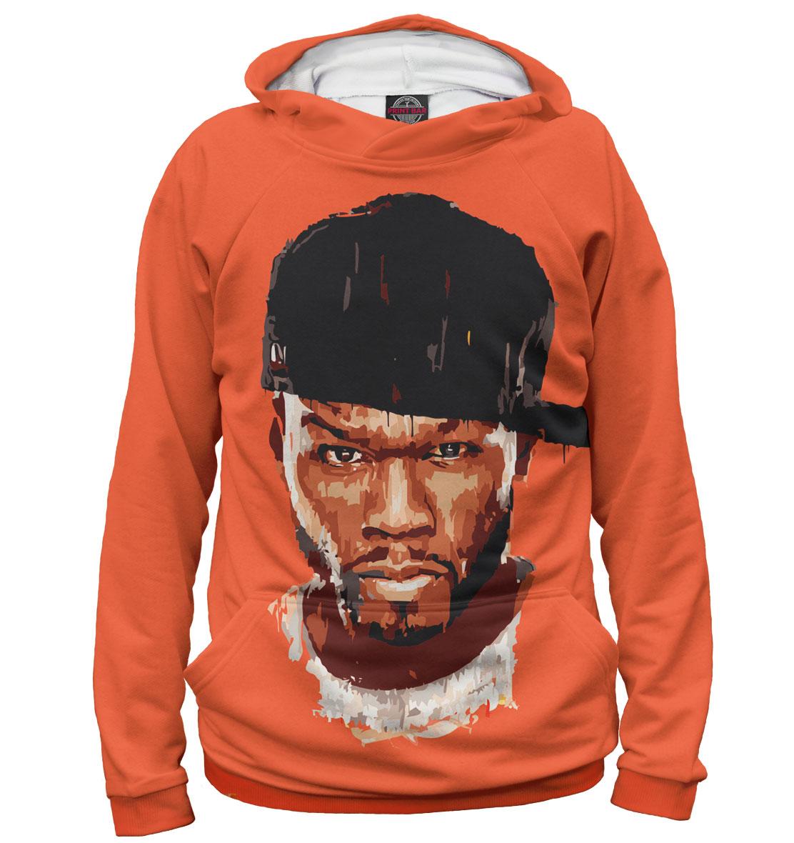 50 Cent, Printbar, Худи, CNT-274479-hud-2  - купить со скидкой