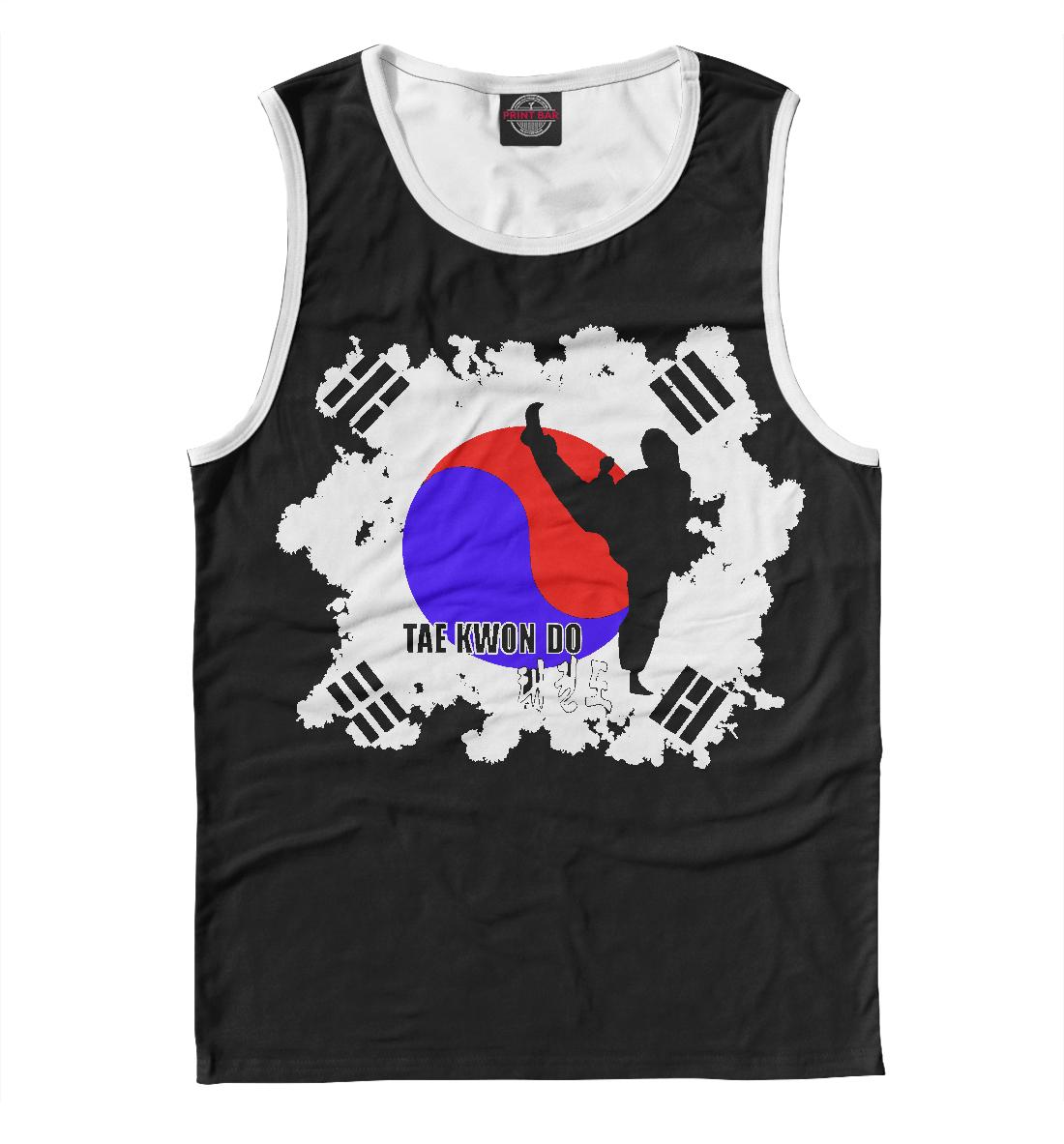 Купить Taekwondo Korea, Printbar, Майки, EDI-220642-may-2