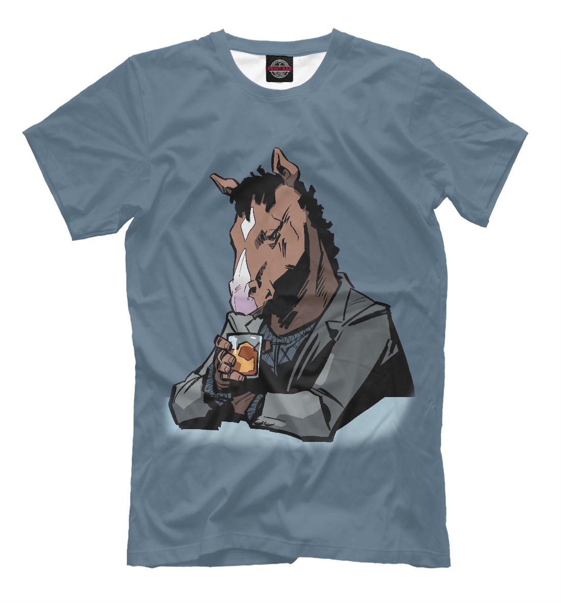 Купить BoJack Horseman, Printbar, Футболки, MFR-551528-fut-2