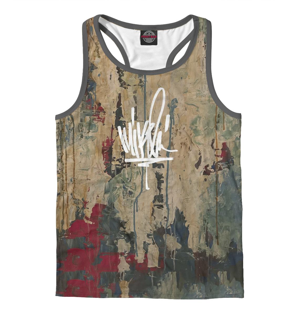 Купить Mike Shinoda – Post Traumatic, Printbar, Майки борцовки, LIN-400499-mayb-2