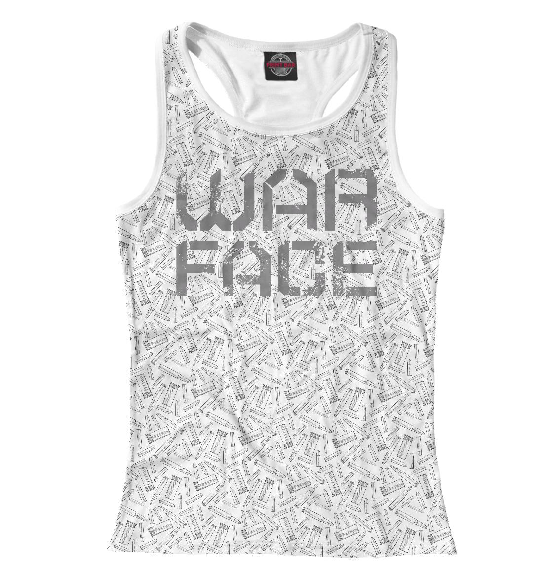 Купить Warface, Printbar, Майки борцовки, RPG-126789-mayb-1