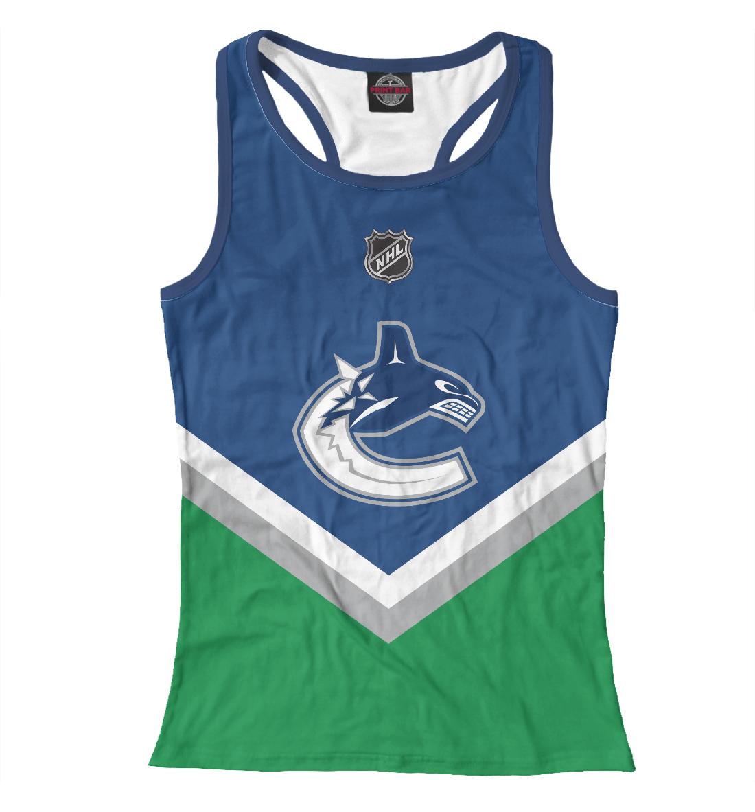Купить Vancouver Canucks, Printbar, Майки борцовки, HOK-861094-mayb-1