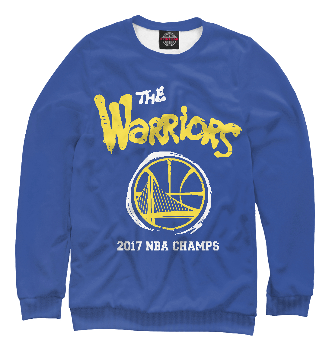 Купить Warriors Champions, Printbar, Свитшоты, NBA-794214-swi-2