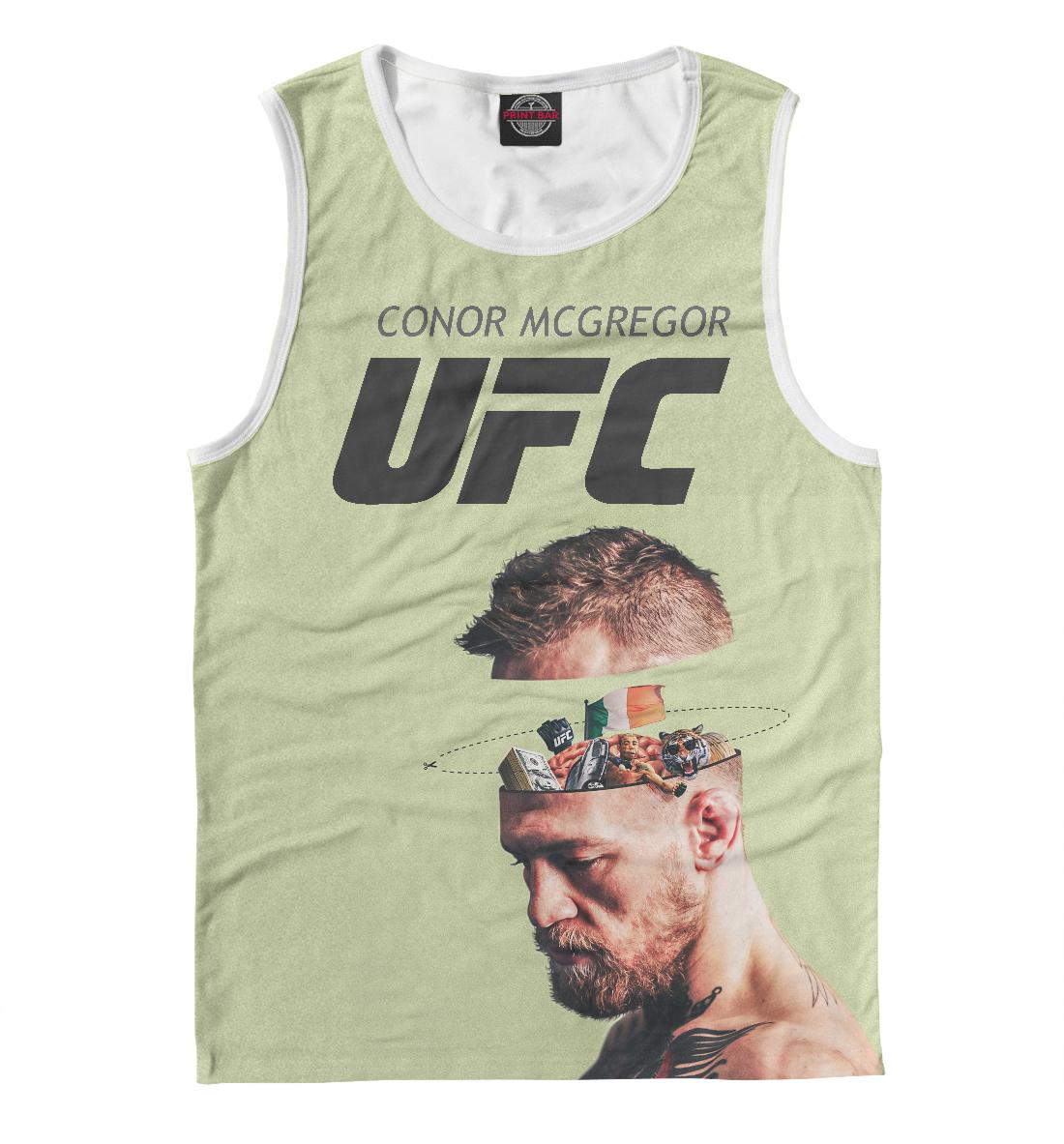 Купить Conor Anthony McGregor, Printbar, Майки, MCG-520241-may-2