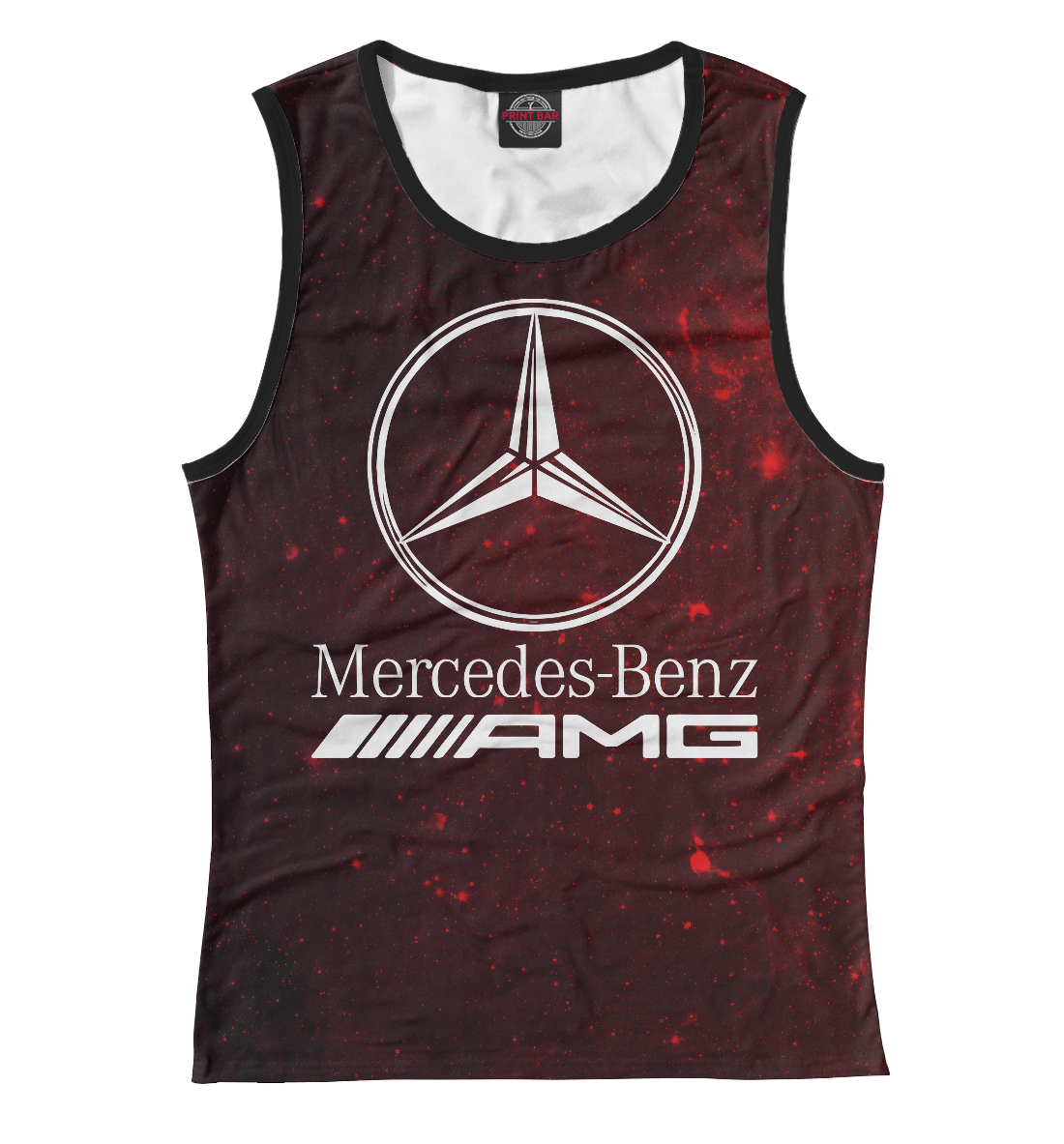 Купить Mersedes-Benz AMG, Printbar, Майки, MER-894939-may-1