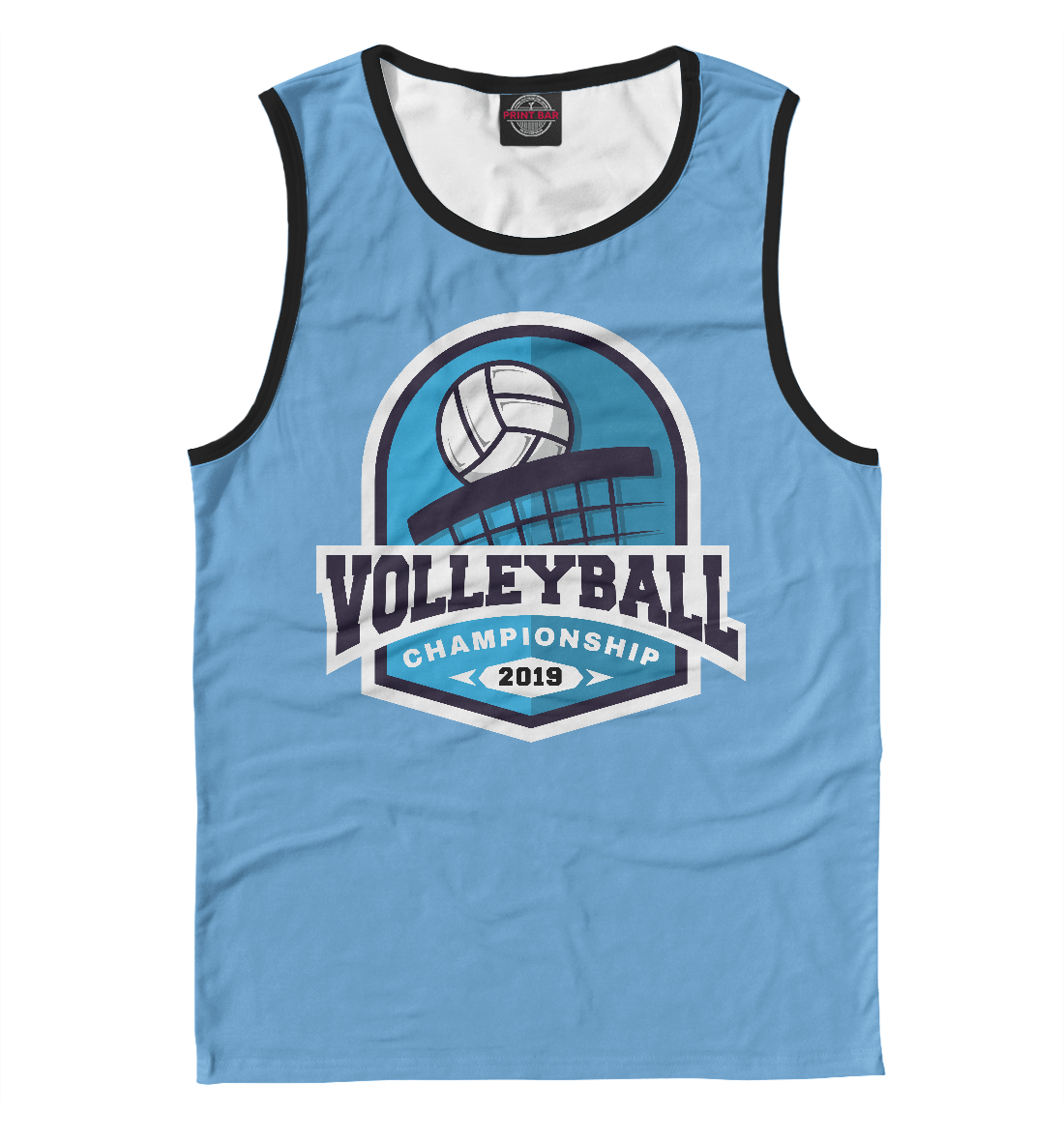 Купить Volleyball, Printbar, Майки, VLB-862792-may-2