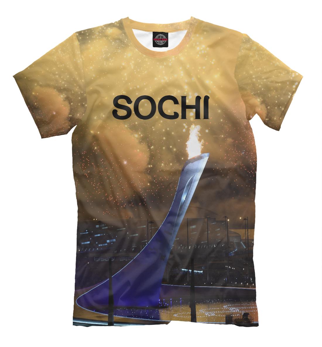 Купить Олимпийский огонь, Printbar, Футболки, SCH-539541-fut-2
