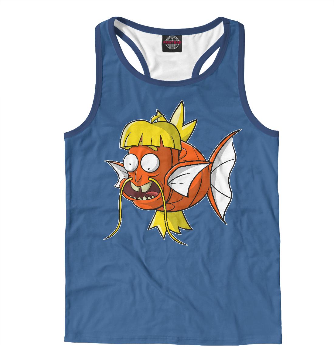 Купить Rick Fish, Printbar, Майки борцовки, RNM-205612-mayb-2