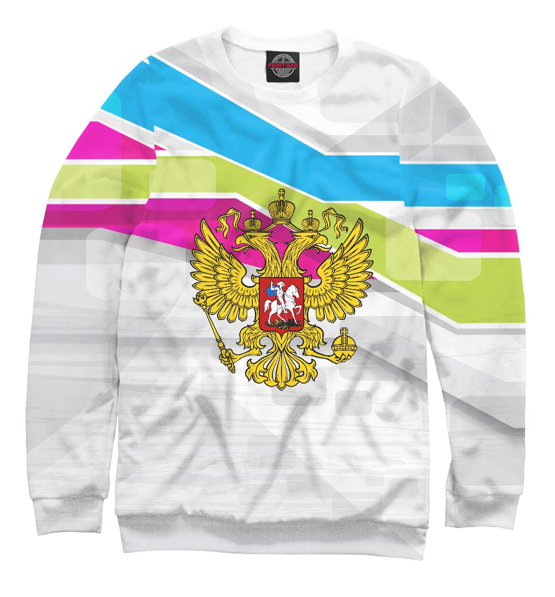 Купить Russia Sport, Printbar, Свитшоты, SRF-761087-swi-2