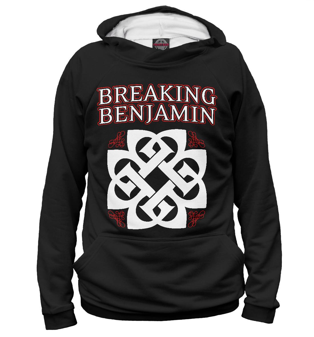 Breaking Benjamin, Printbar, Худи, MZK-832447-hud-1  - купить со скидкой