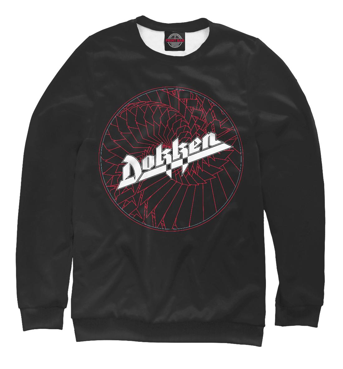 Купить Dokken: Breaking The Chains, Printbar, Свитшоты, APD-956707-swi-2