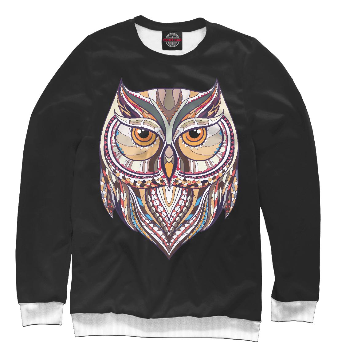 Купить Сова, Printbar, Свитшоты, OWL-165602-swi-2