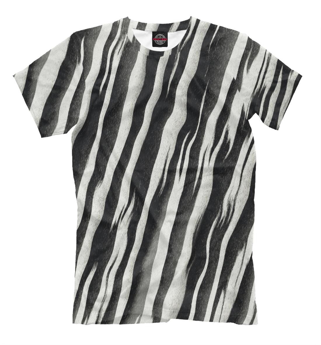 Купить Африканская зебра во льдах Антарктиды, Printbar, Футболки, ABS-368946-fut-2