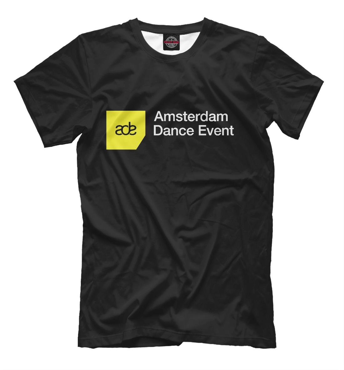 Купить Amsterdam Dance Event, Printbar, Футболки, DJS-406901-fut-2