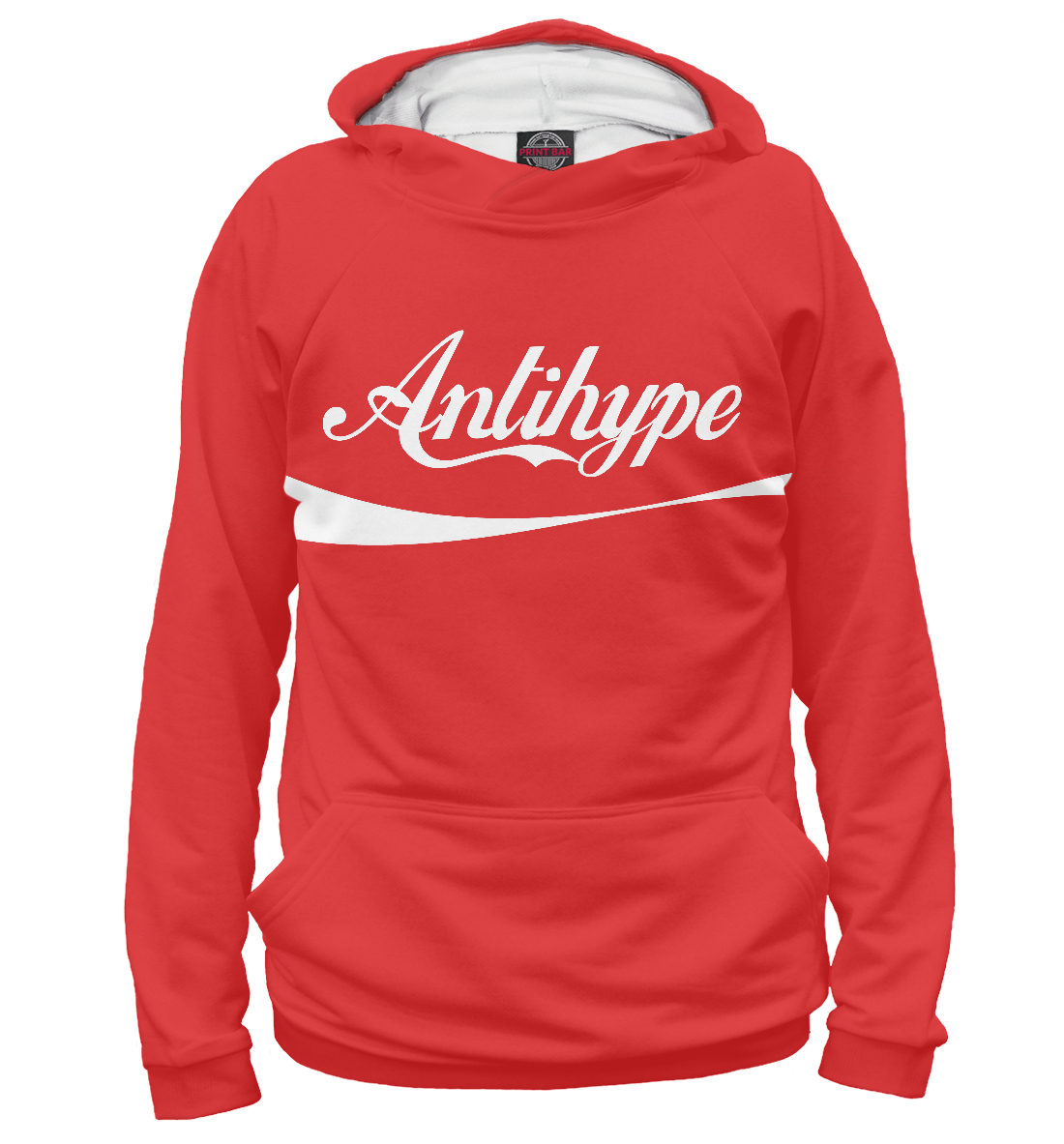 Купить Antihype Coca Cola, Printbar, Худи, APD-222420-hud-2