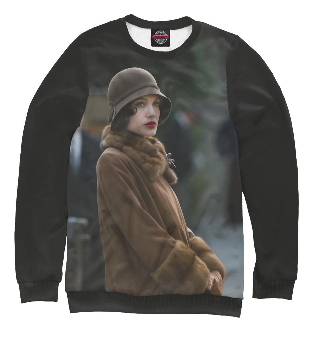Купить Подмена — Анджелина Джоли, Printbar, Свитшоты, KNO-767007-swi-1