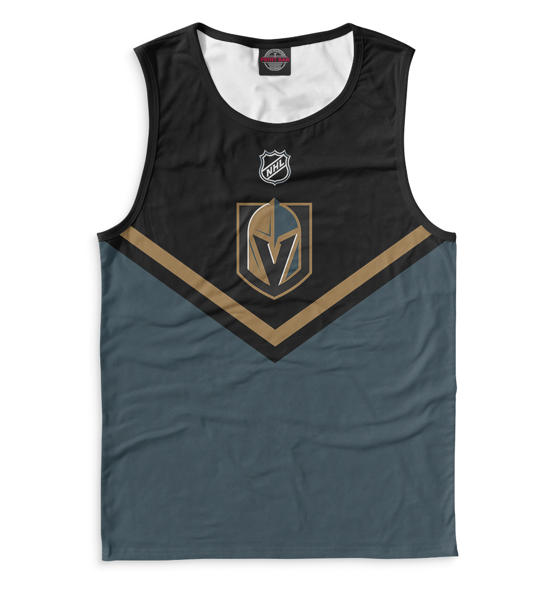 Купить Vegas Golden Knights, Printbar, Майки, HOK-954458-may-2