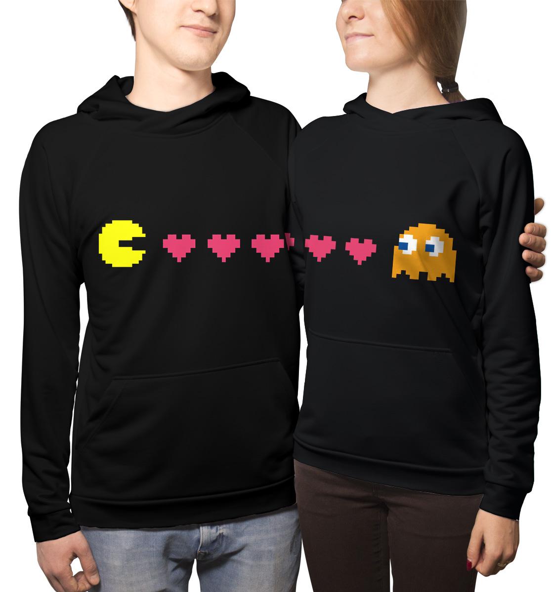 Фото - Комплект худи «Pac-Man» установочный комплект incar pac 408 мультиколор
