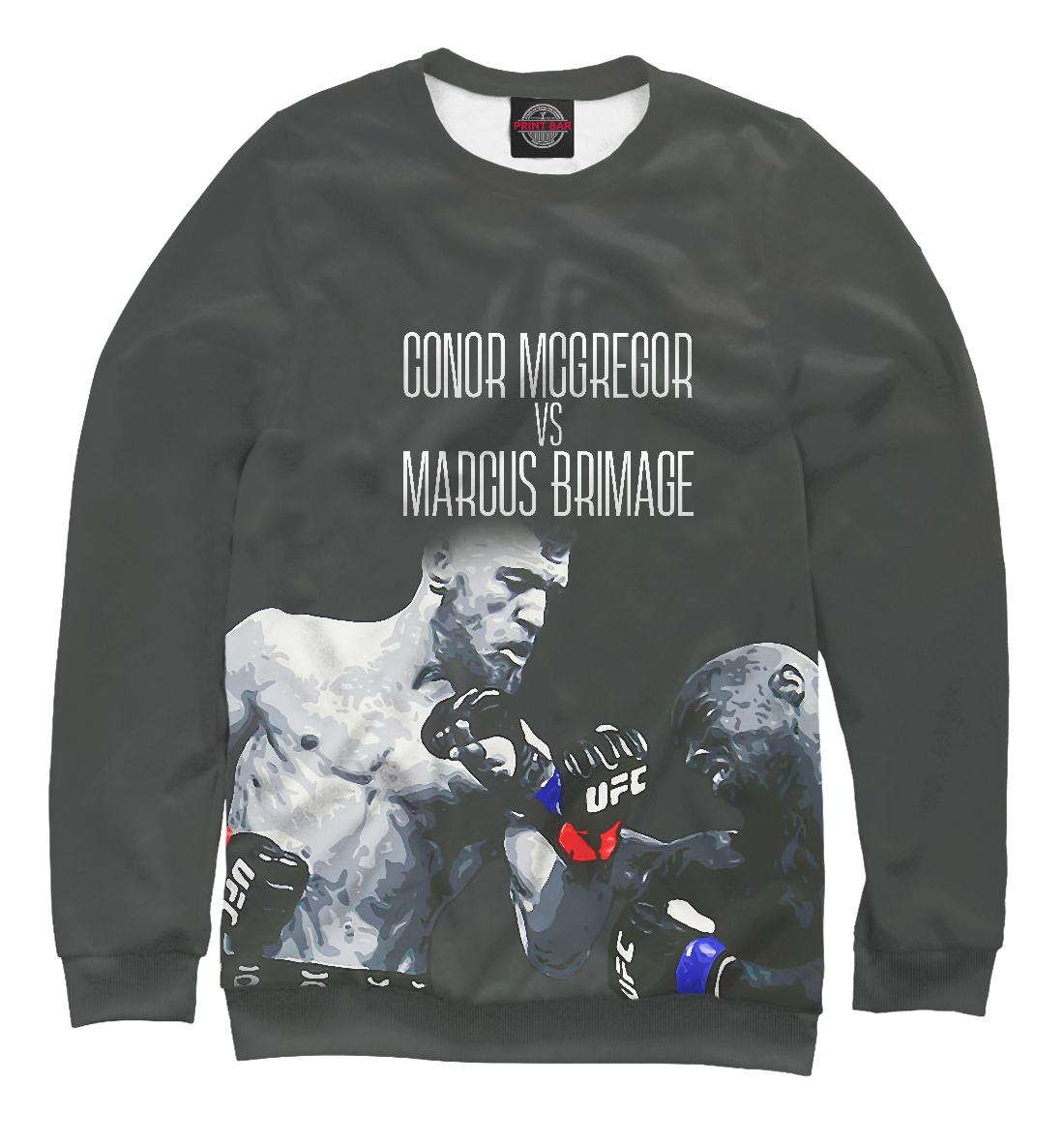 Купить Conor McGregor and Marcus Brimage, Printbar, Свитшоты, MCG-712853-swi-1