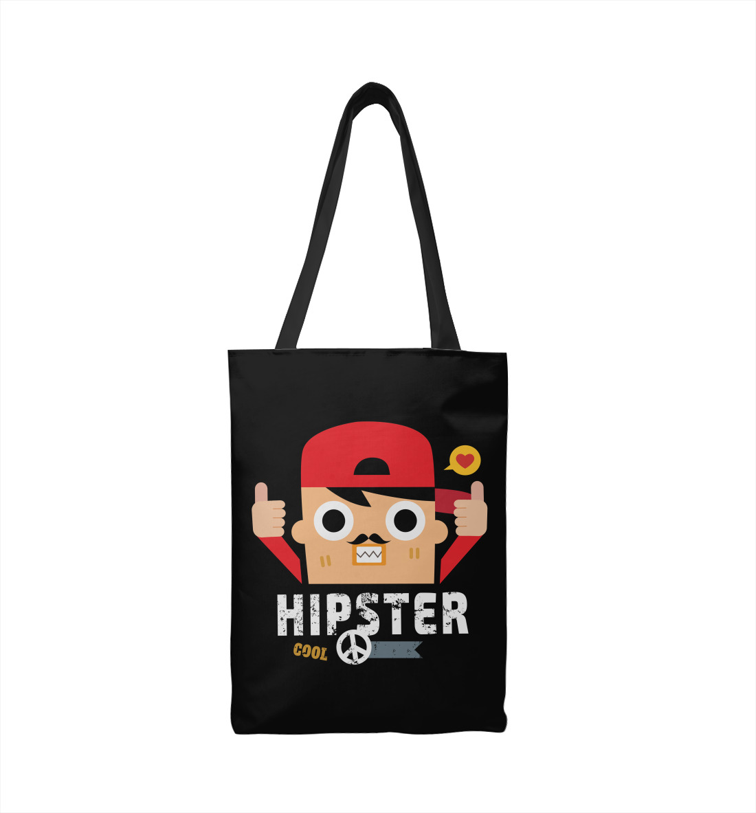 Hipster cool