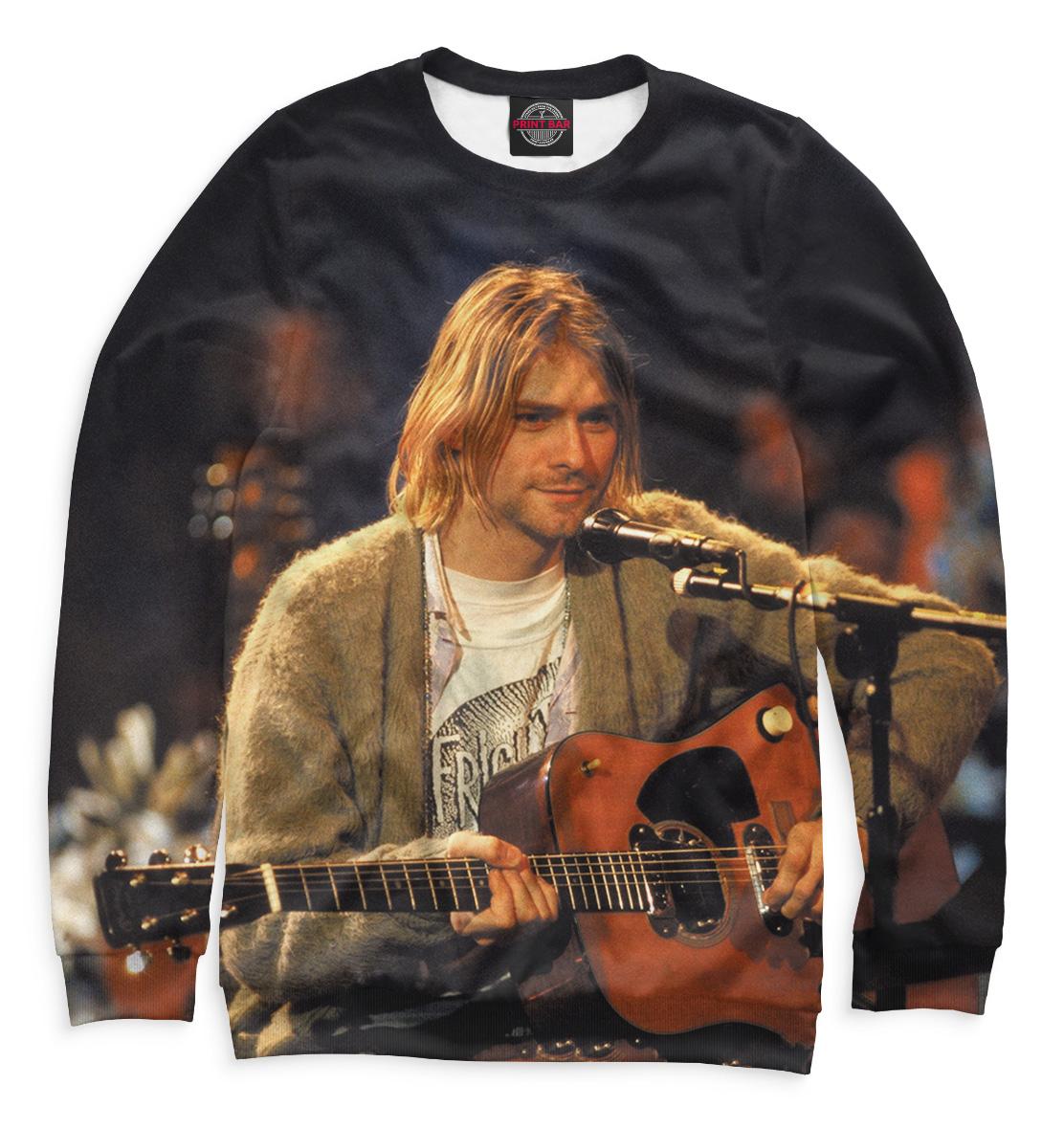 Купить Kurt Cobain, Printbar, Свитшоты, NIR-223932-swi-1