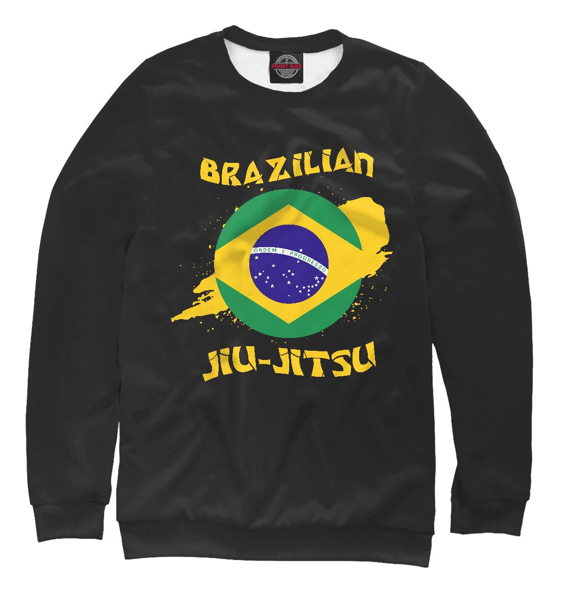 Купить Бразильское джиу-джитсу, Printbar, Свитшоты, EDI-680613-swi-2