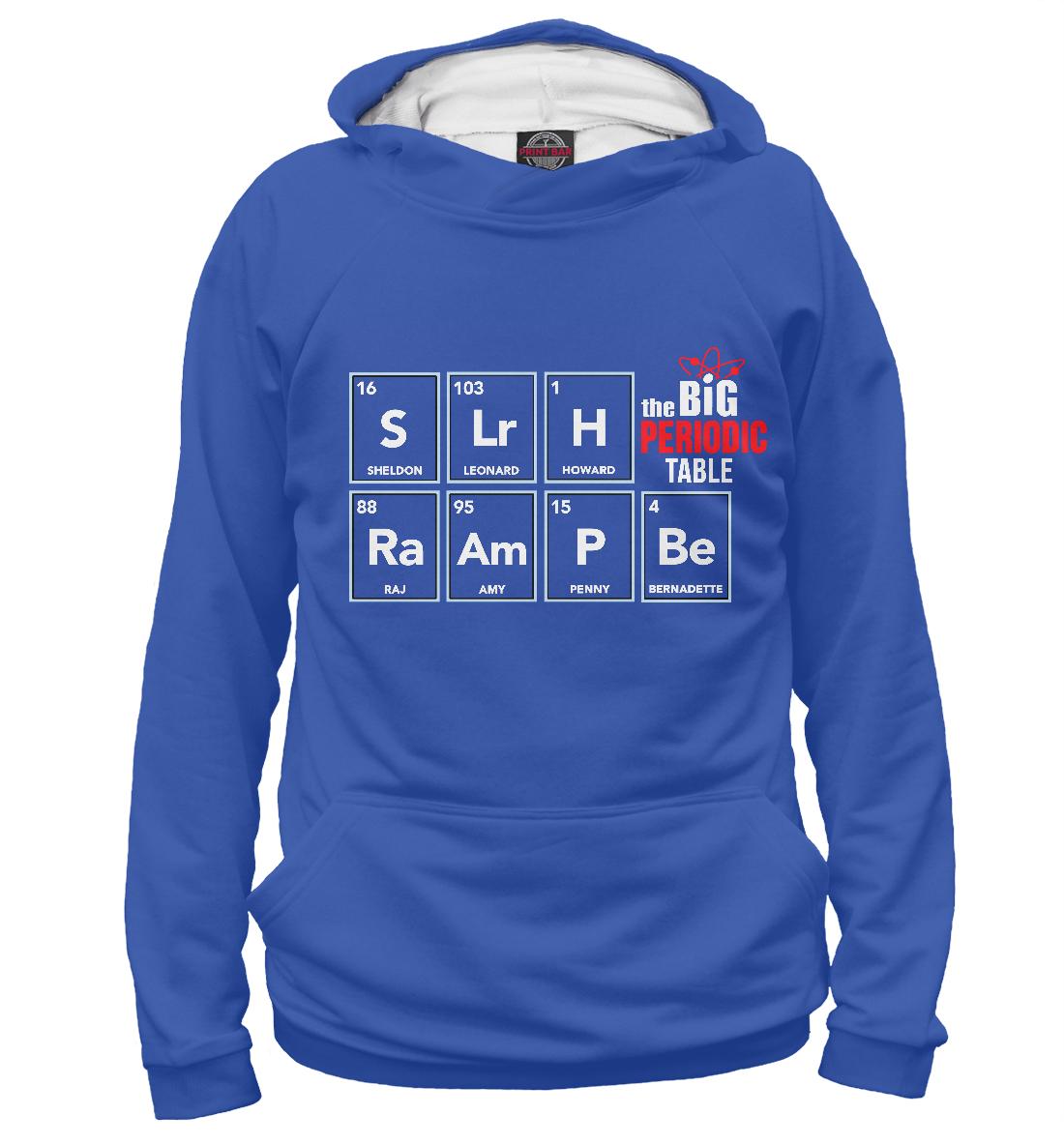 Купить The Big Bang Theory, Printbar, Худи, TEO-126983-hud-2