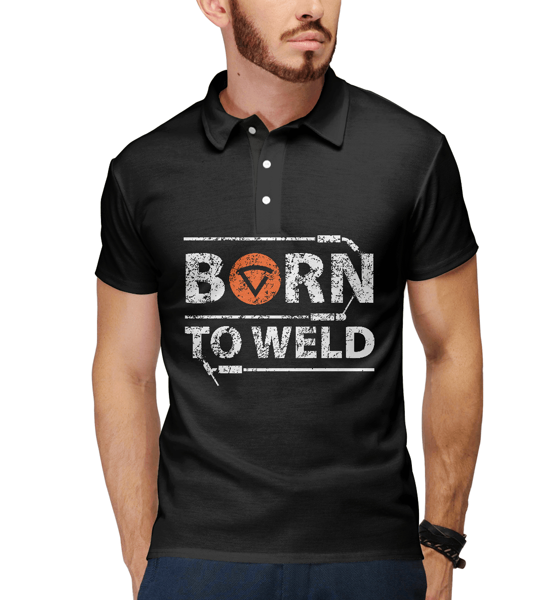 Born to weld