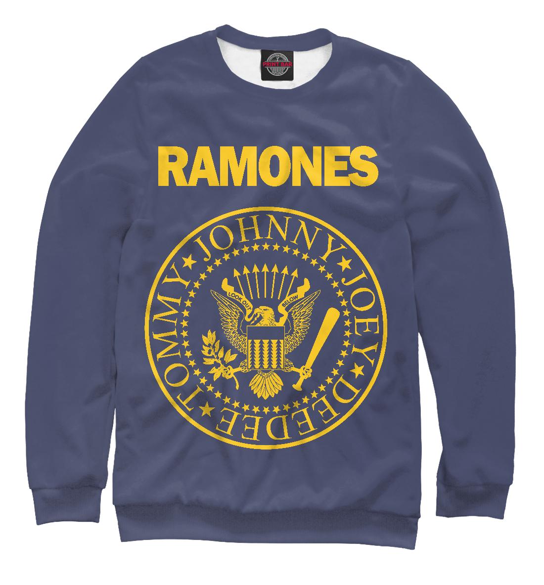 Купить Ramones, Printbar, Свитшоты, RMN-303571-swi-1
