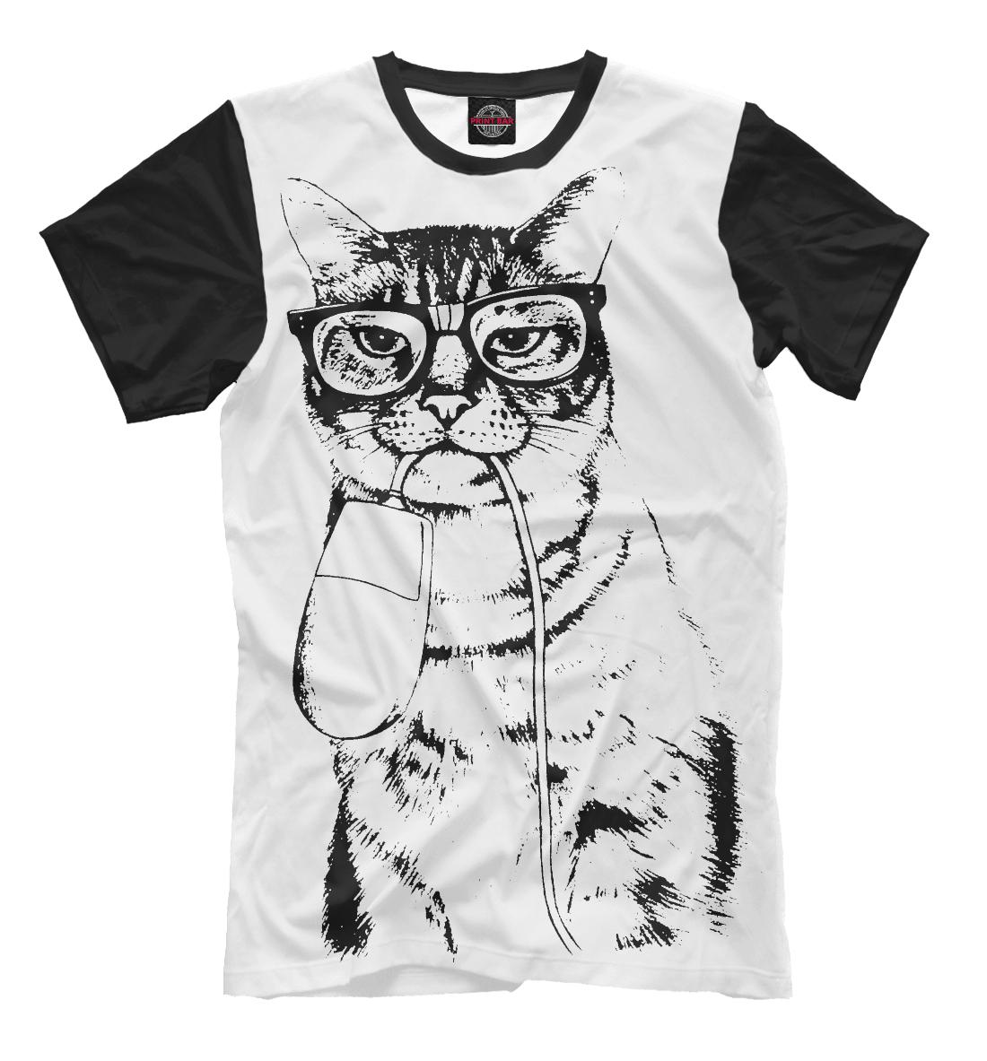 Купить Кошки-мышки, Printbar, Футболки, CAT-821067-fut-2