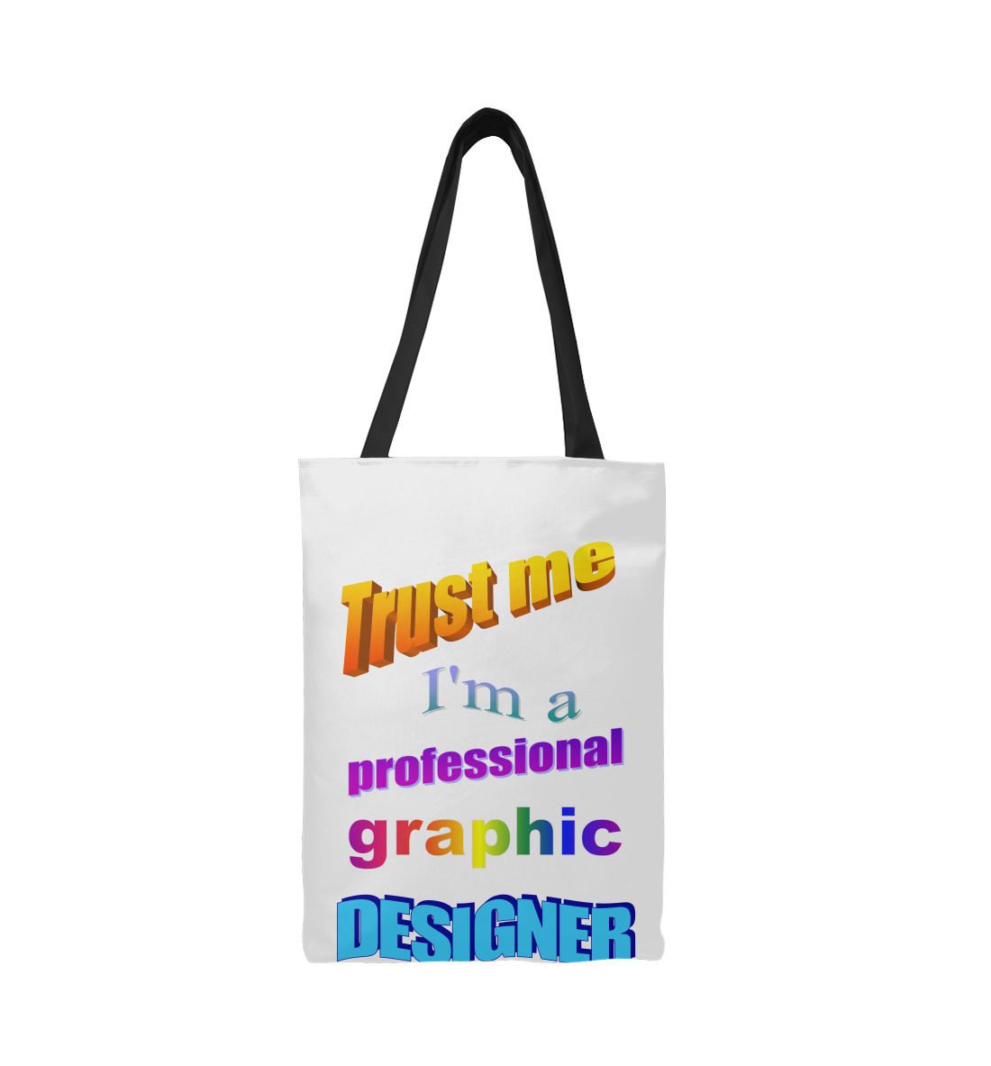 Trust me, I'm a professional graphic designer becoming a product designer