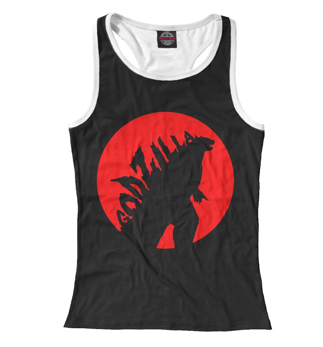 Купить Godzilla, Printbar, Майки борцовки, KNO-235790-mayb-1