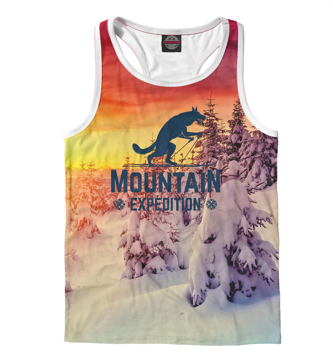 Купить Mountain Expedition, Printbar, Майки борцовки, OTR-235138-mayb-2