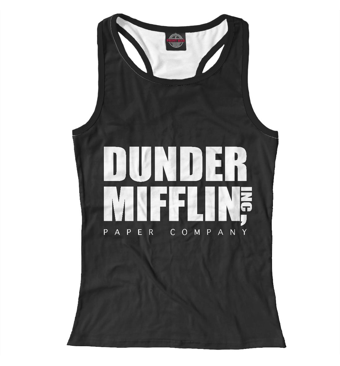 Купить Dunder Mifflin, Printbar, Майки борцовки, SOT-953379-mayb-1