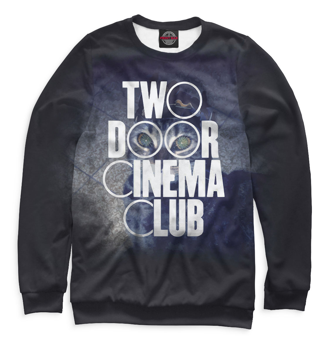 Купить Two Door Cinema Club, Printbar, Свитшоты, TDC-226110-swi-2