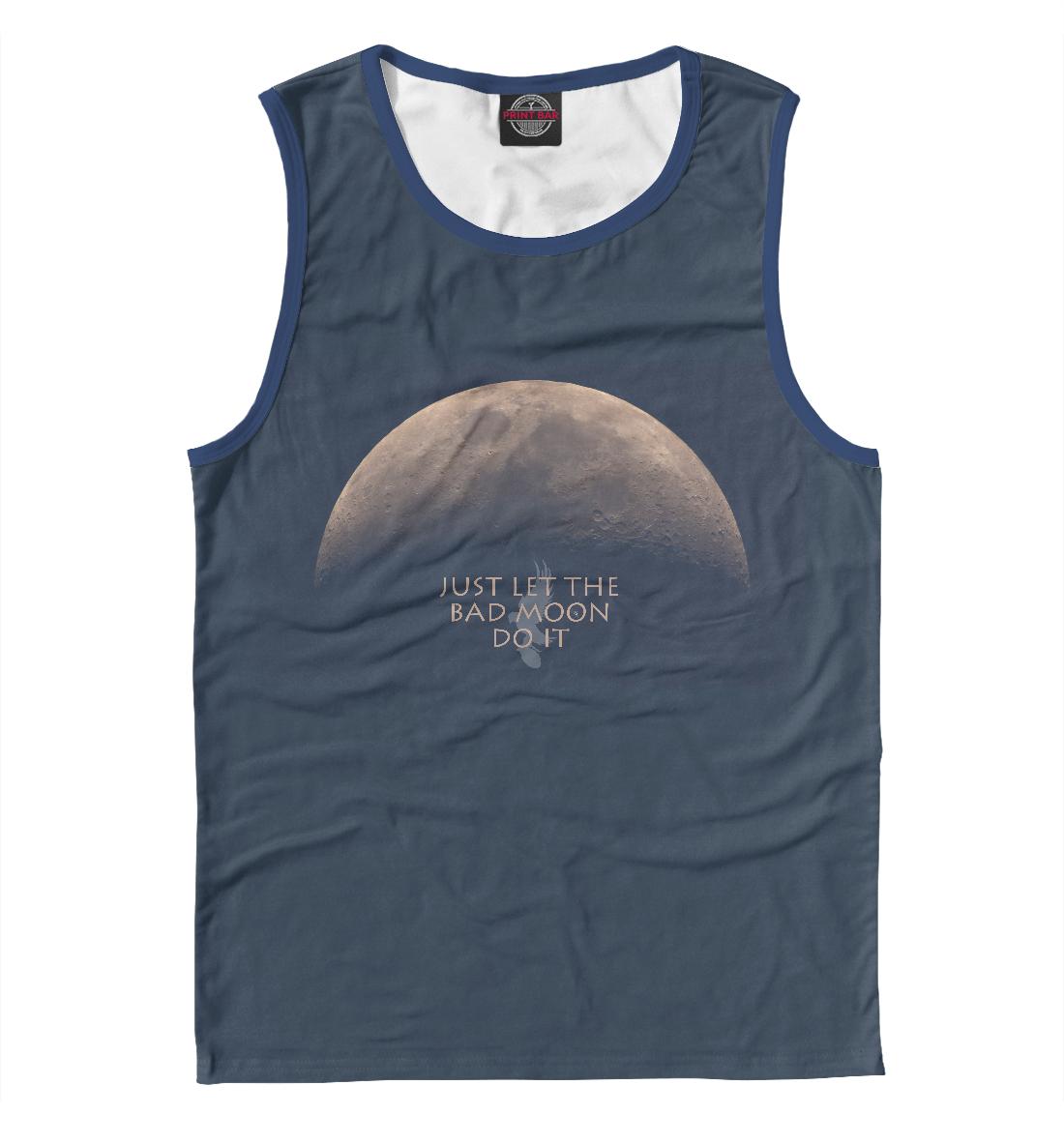Купить Hollywood Undead Bad Moon, Printbar, Майки, HLW-581197-may-2