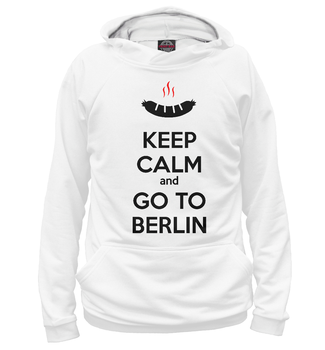 Keep Calm and go to Berlin