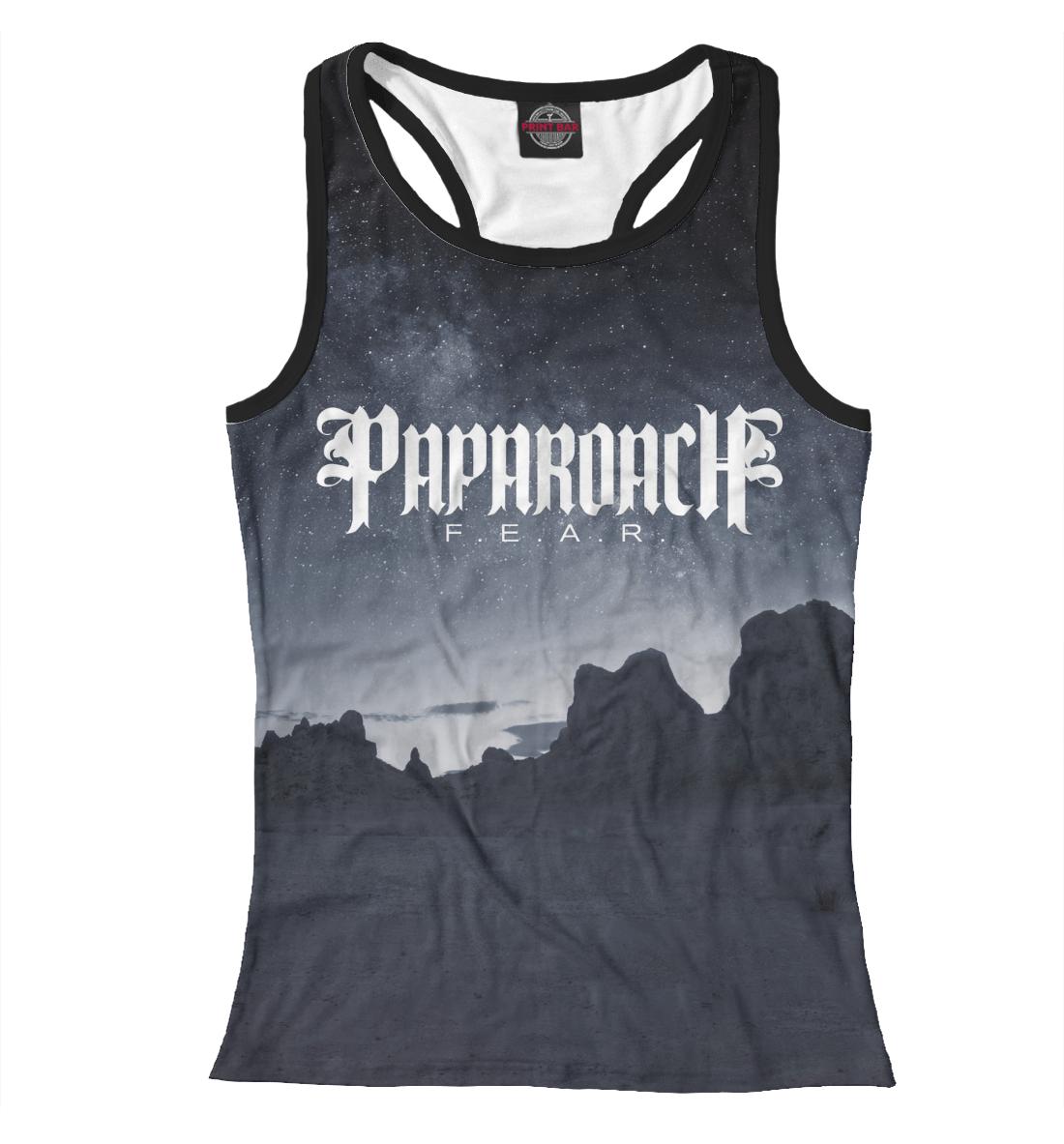 Купить Papa Roach, Printbar, Майки борцовки, MZK-474785-mayb-1