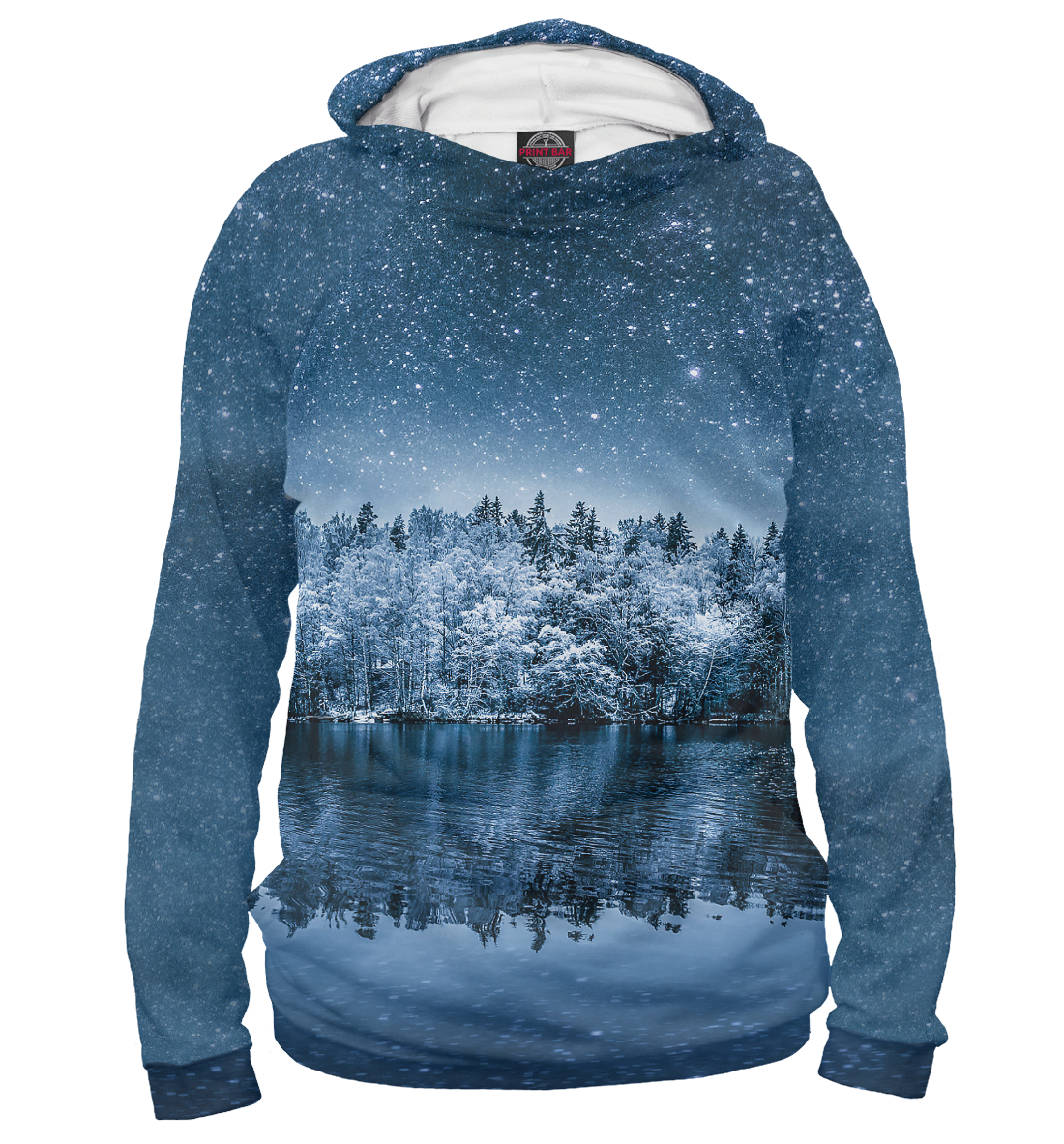 Starry winter