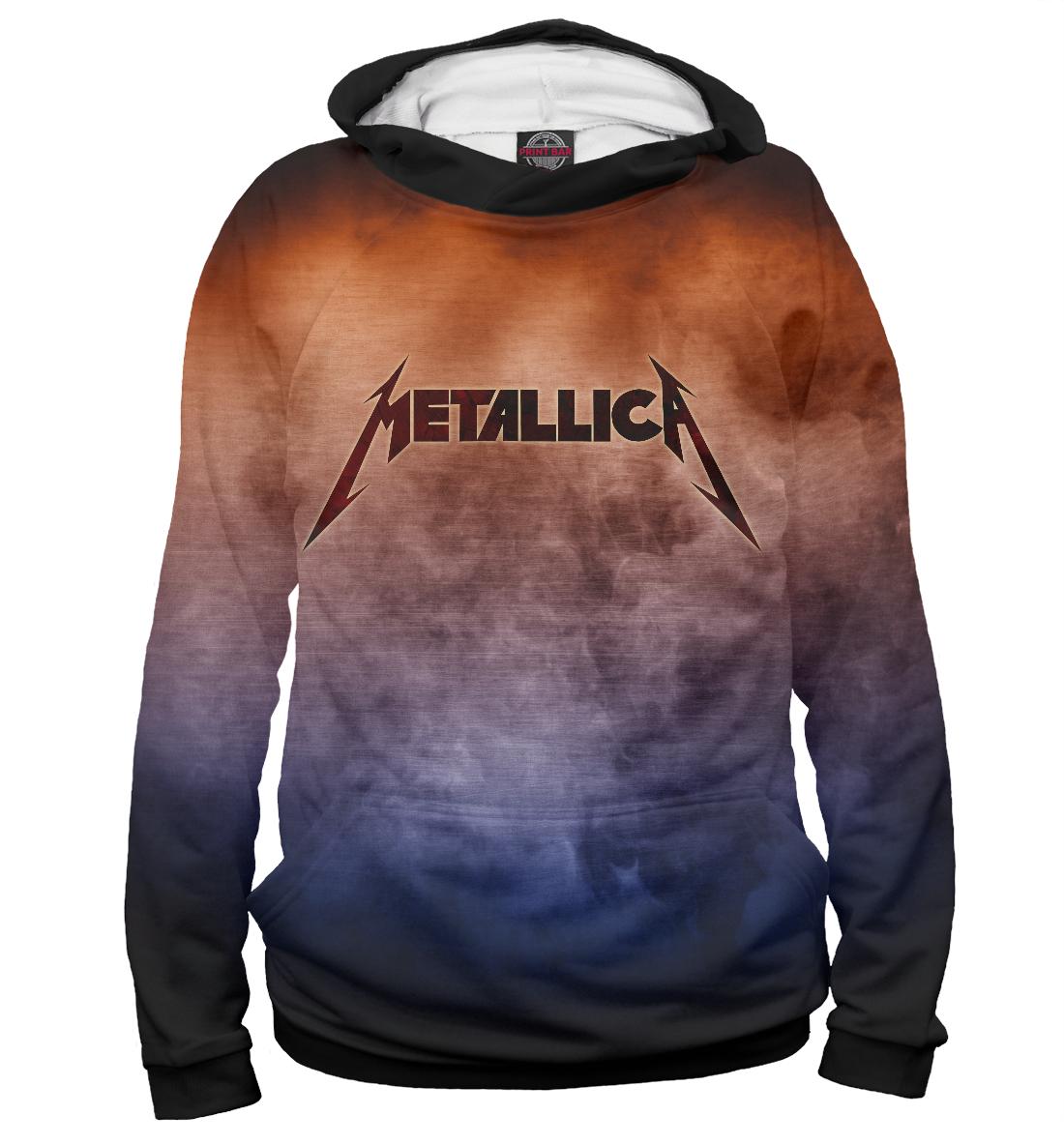 Купить Metallica, Printbar, Худи, MET-738420-hud-2