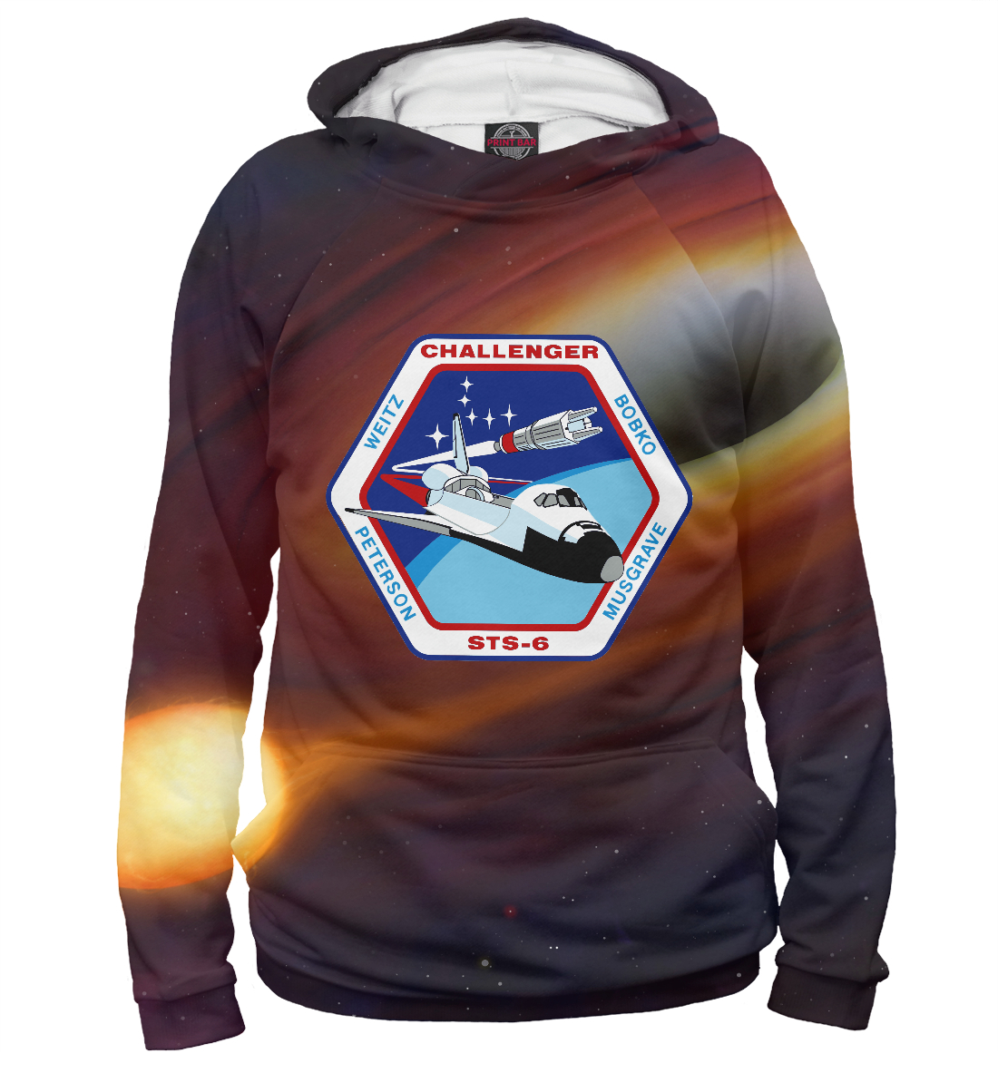 sts 6 STS-6