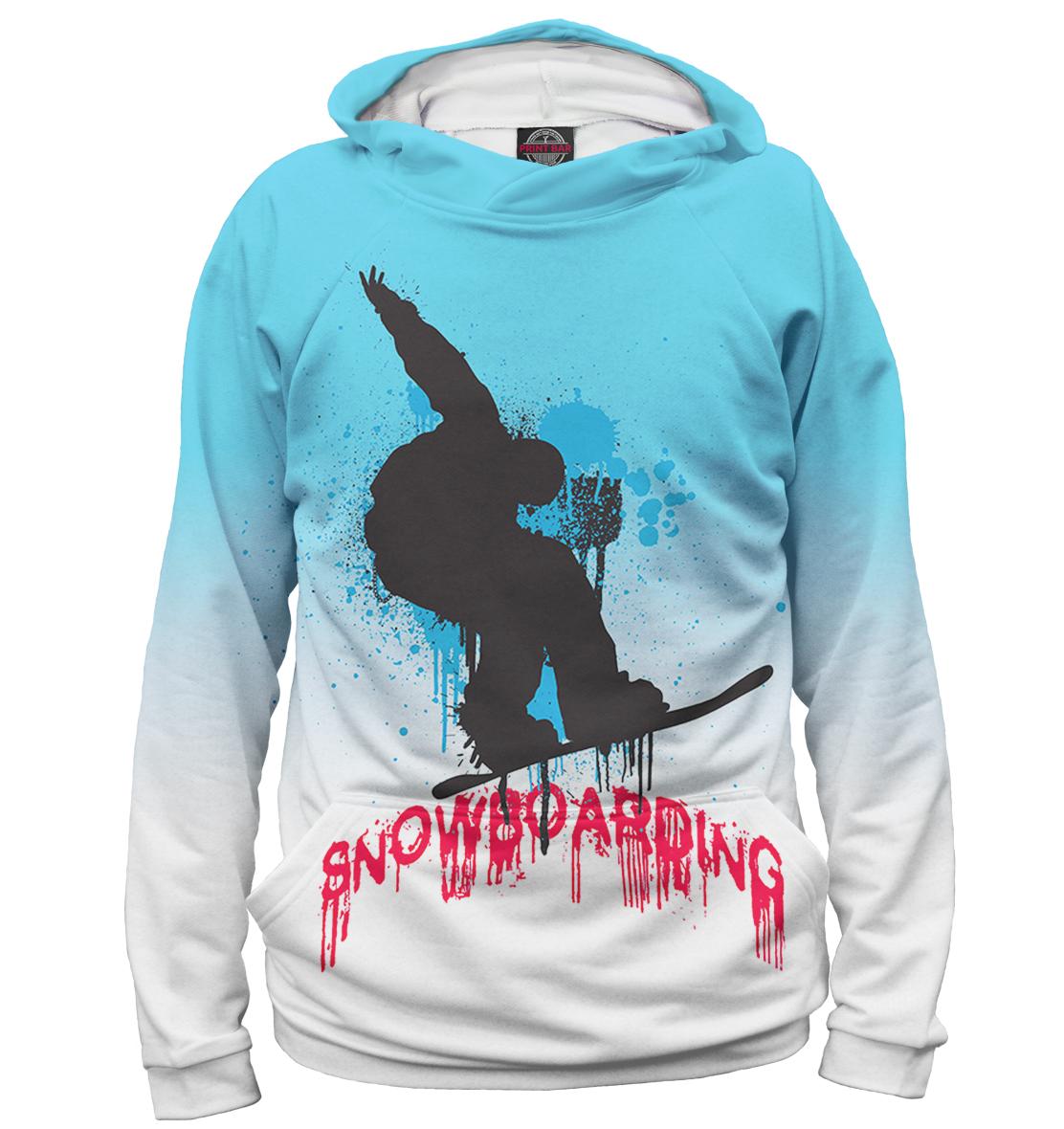 Купить Сноубординг, Printbar, Худи, SNW-874060-hud-1