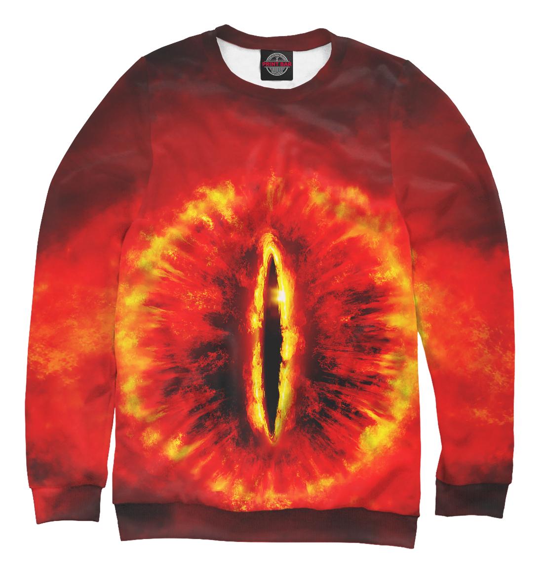 Купить Глаз Саурона, Printbar, Свитшоты, KNO-559151-swi-2