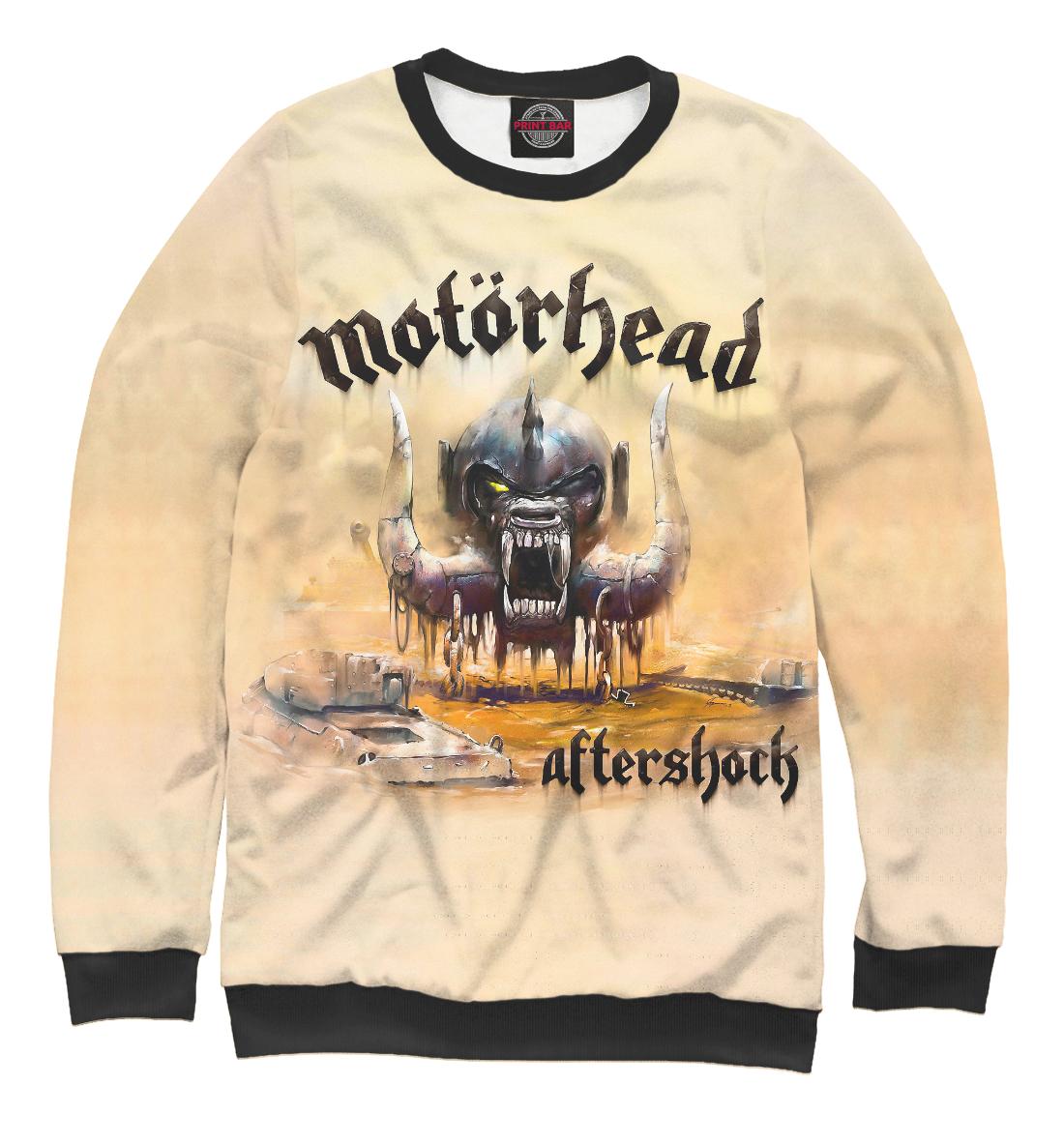 Купить Motorhead Aftershock, Printbar, Свитшоты, MOT-194324-swi-2
