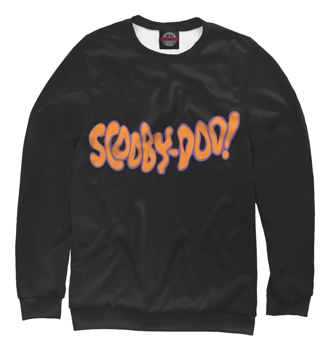 Купить Лого Scooby-Doo, Printbar, Свитшоты, MFR-696690-swi-1