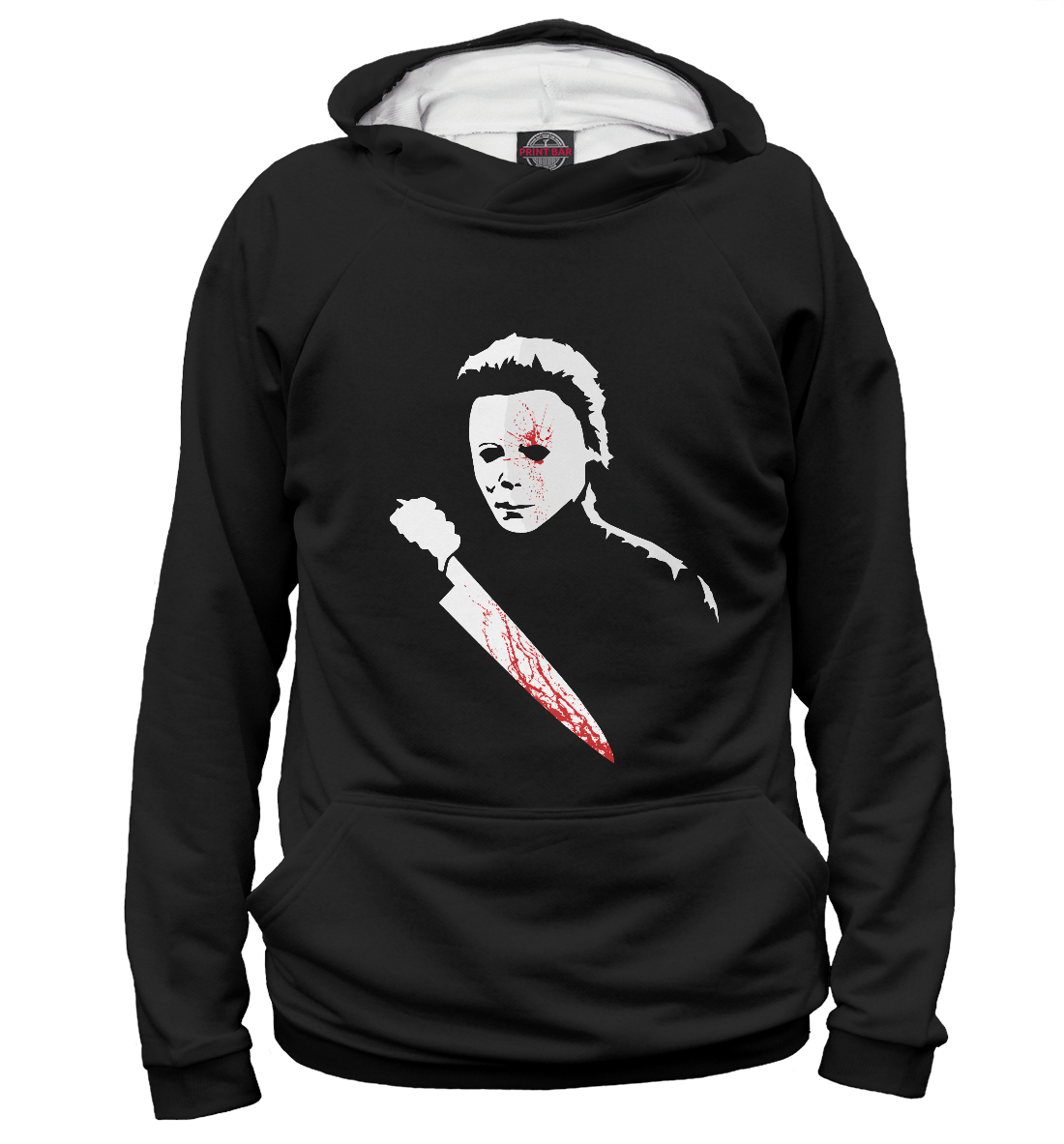 Купить Michael Myers (Halloween), Printbar, Худи, HOR-352036-hud-1
